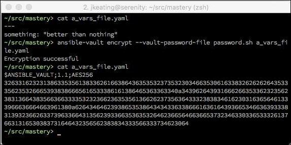 Protecting Your Secrets with Ansible - Pavithra GB - Medium