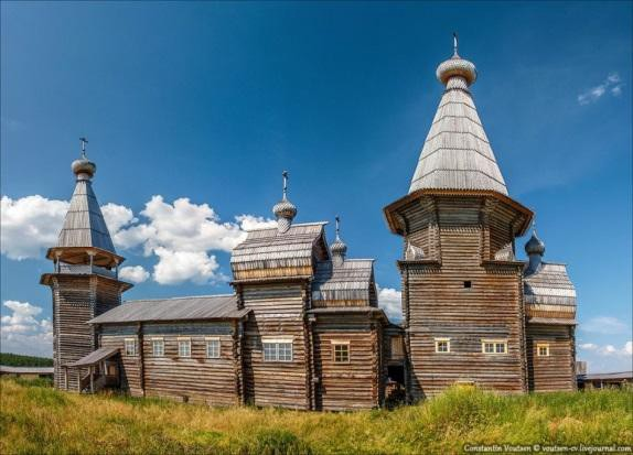 Wooden Architecture — Russia's Window on the Past, Present