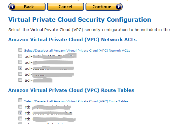 AWS CloudFormer | Generate AWS CloudFormation Template with
