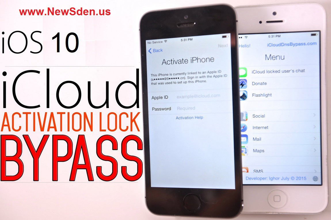 Permanent iPhone Service To Remove/Bypass iCloud Activation Lock