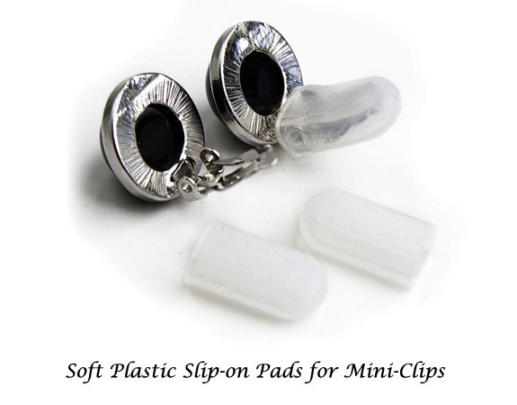 slide-on soft pads for mini-clips