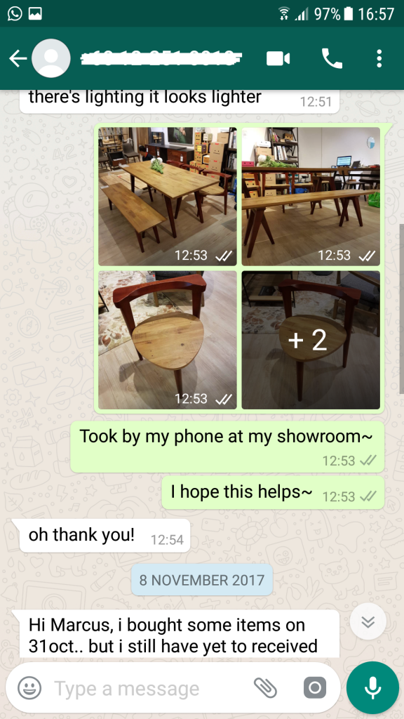 Shopify and Whatsapp Ecommerce Scout