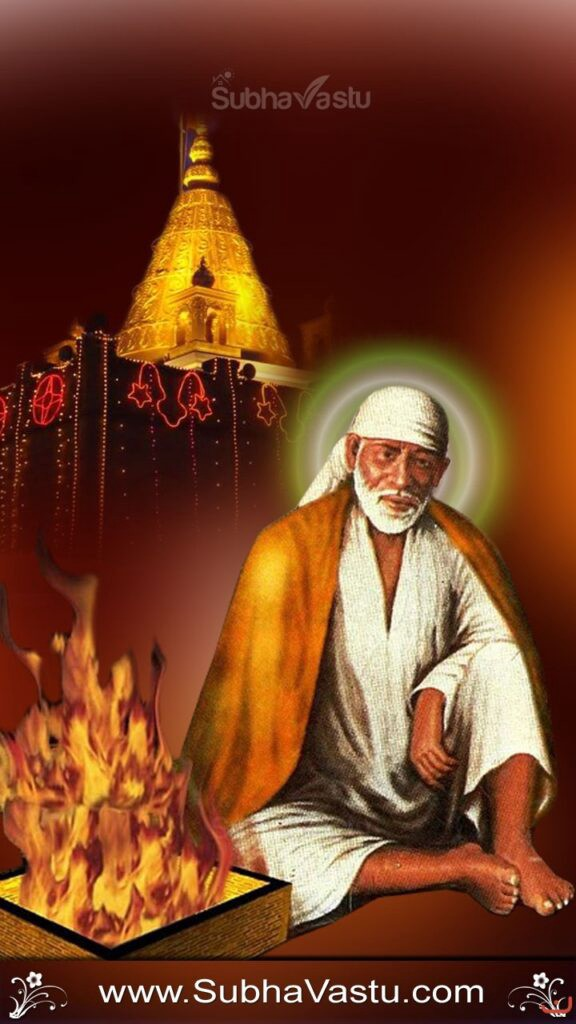 Pictures of Shri Sai Baba for Mobile Wallpapers 5