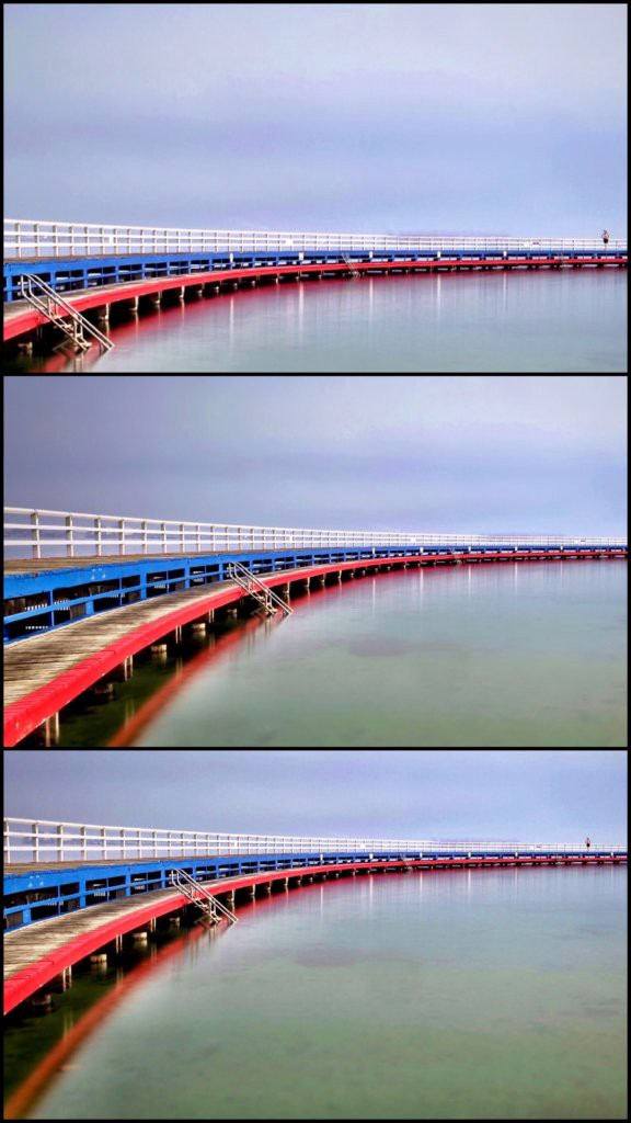 Rule of thirds - grid lines - which line do i place my subject