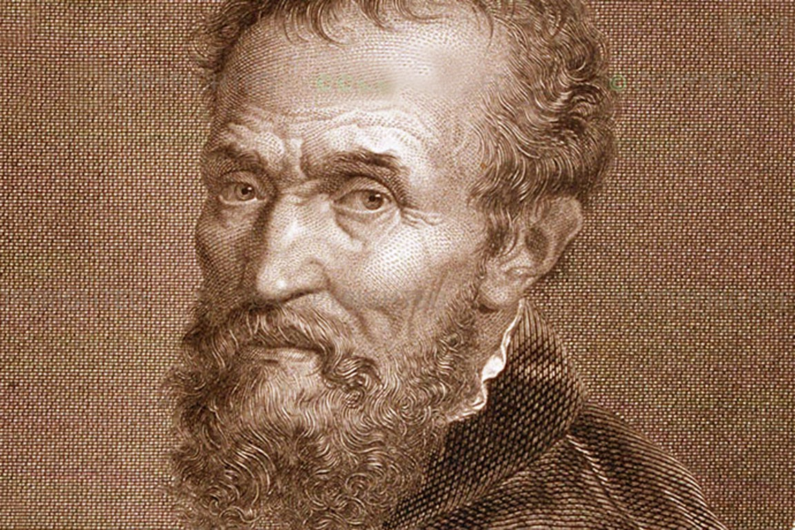 Billedresultat for michelangelo poem about hating painting