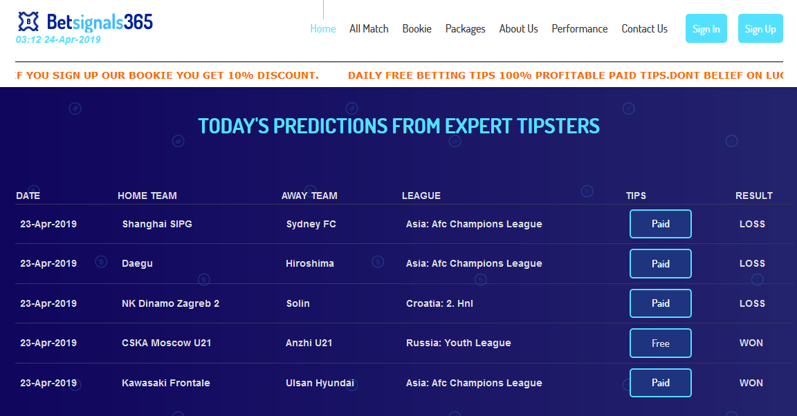 prediction sites for football betting