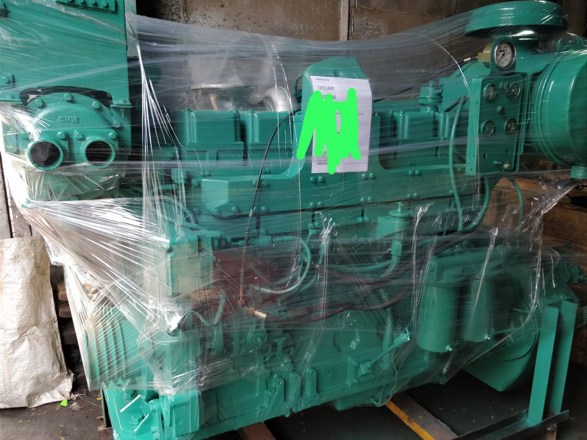 Cummins Kta 1150 Marine Propulsion Engine Generator By Business Used Engines And Genset Medium