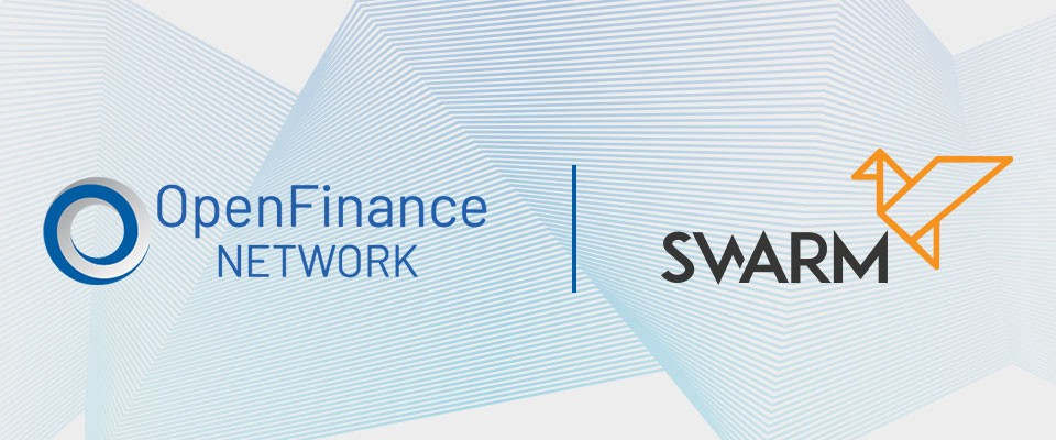 Announcement Swarm Fund Joins The Openfinance Network