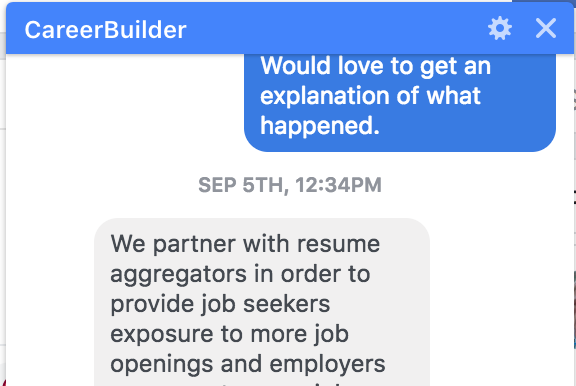Careerbuilder Created An Account For Me Without My Permission By Bryan Vale Medium