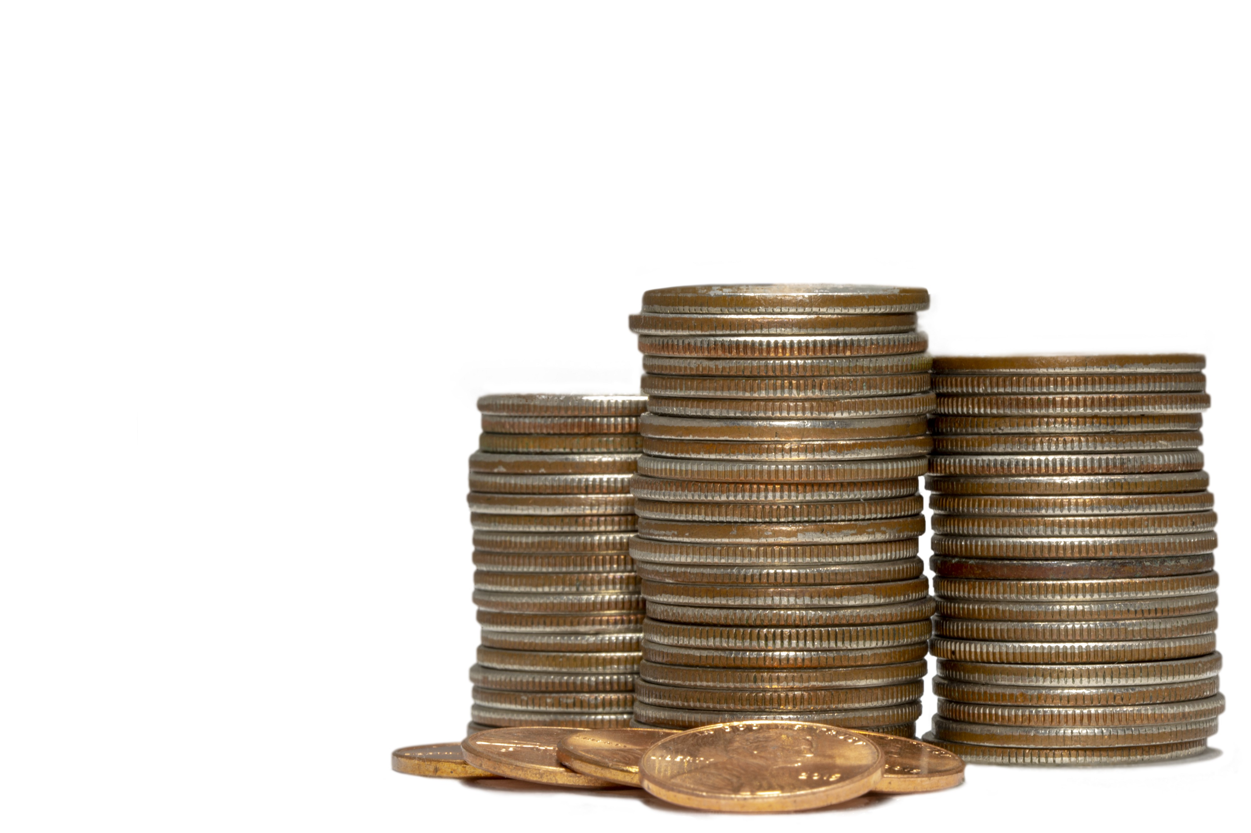 Quarters, Dimes, Nickels and Pennies Question - The Startup ...