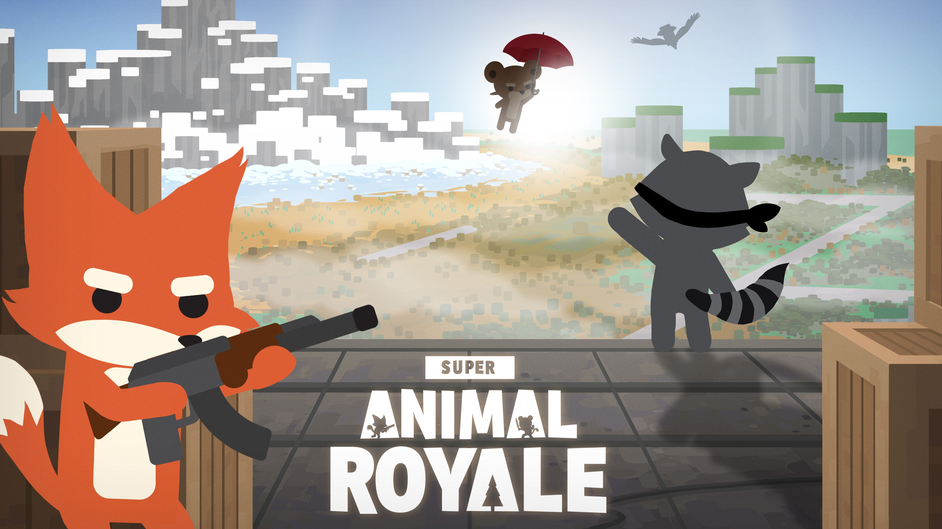 Get Ready for World War Zoo: Super Animal Royale Hits Steam
