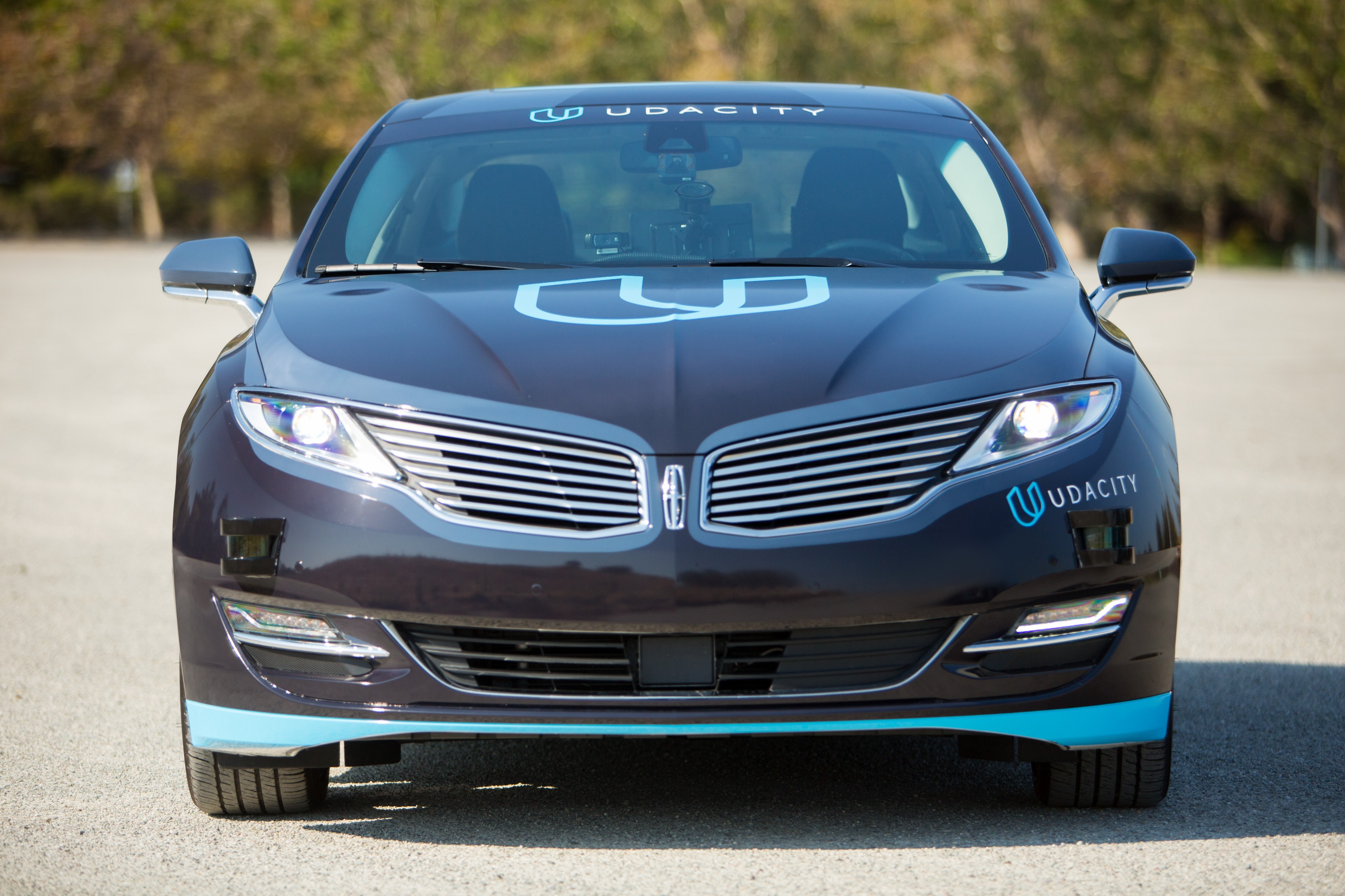 We're Building an Open Source Self-Driving Car - Udacity Inc