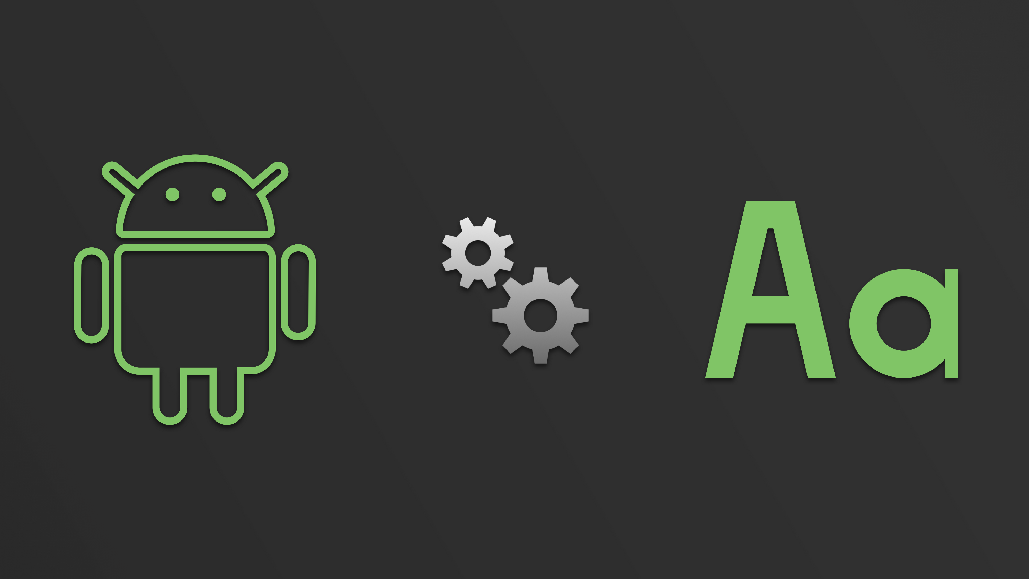 Android Downloadable Fonts - ProAndroidDev