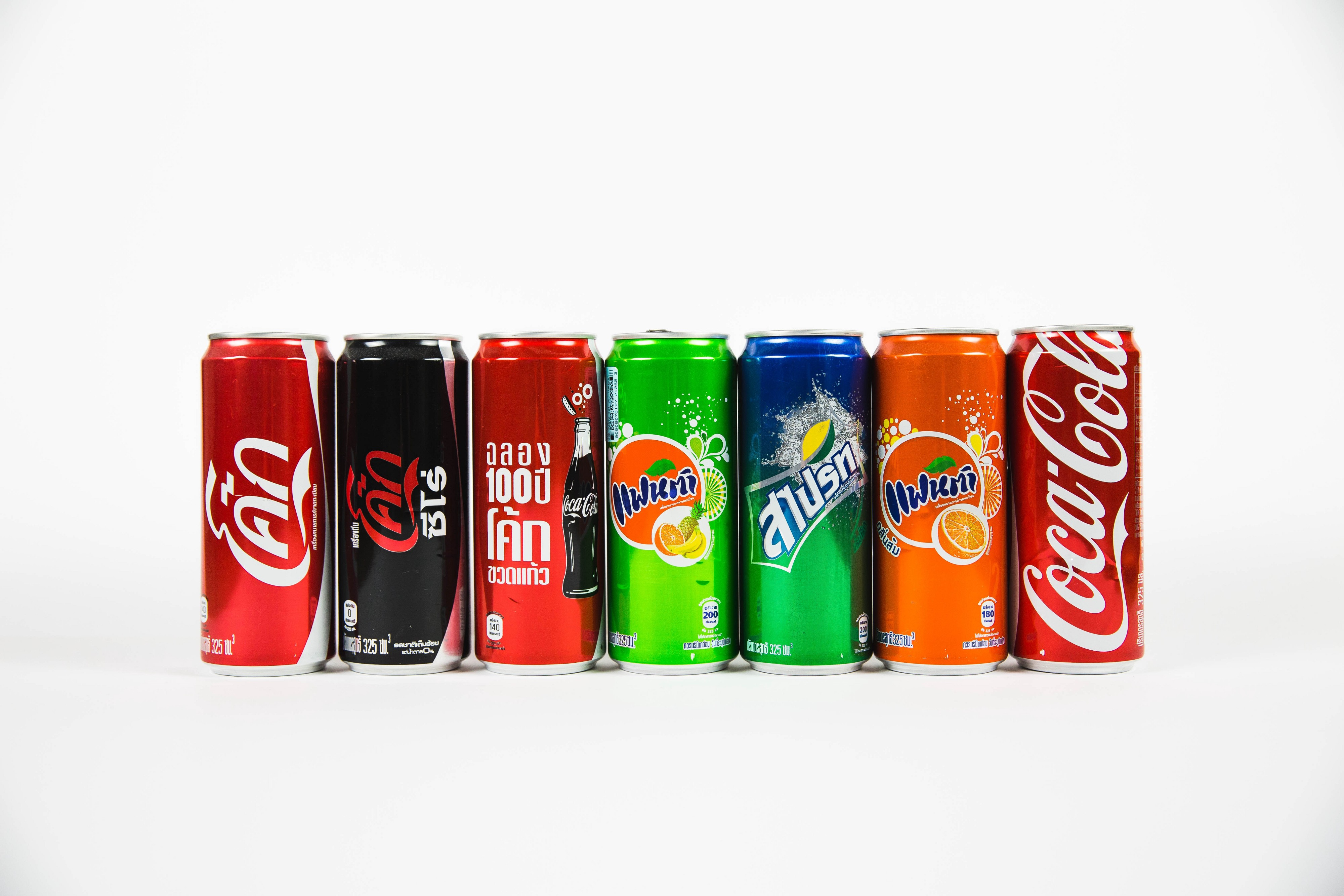 can you lose weight by drinking coke