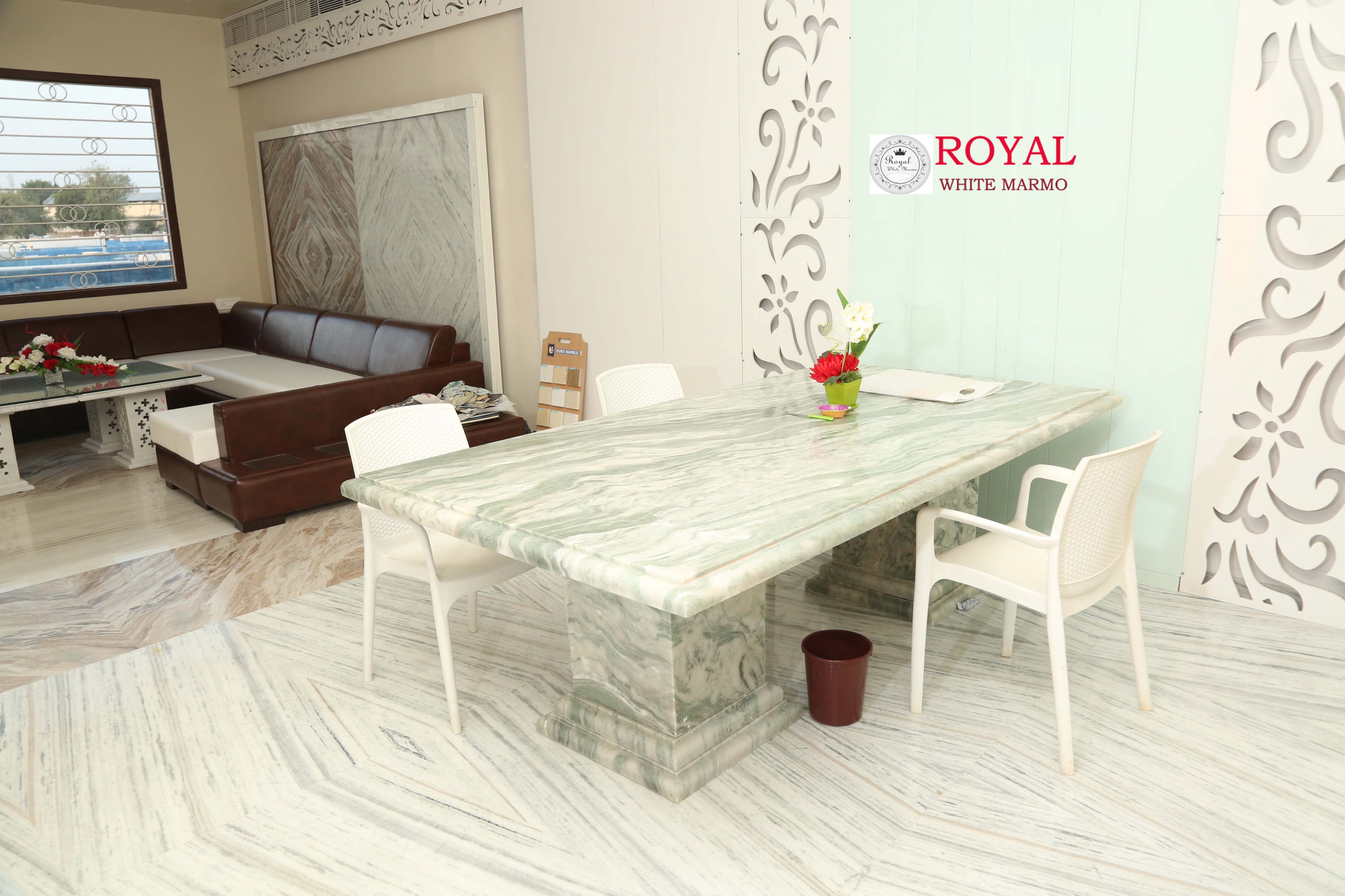Top Indian Marble Company in India Royal White Marmo