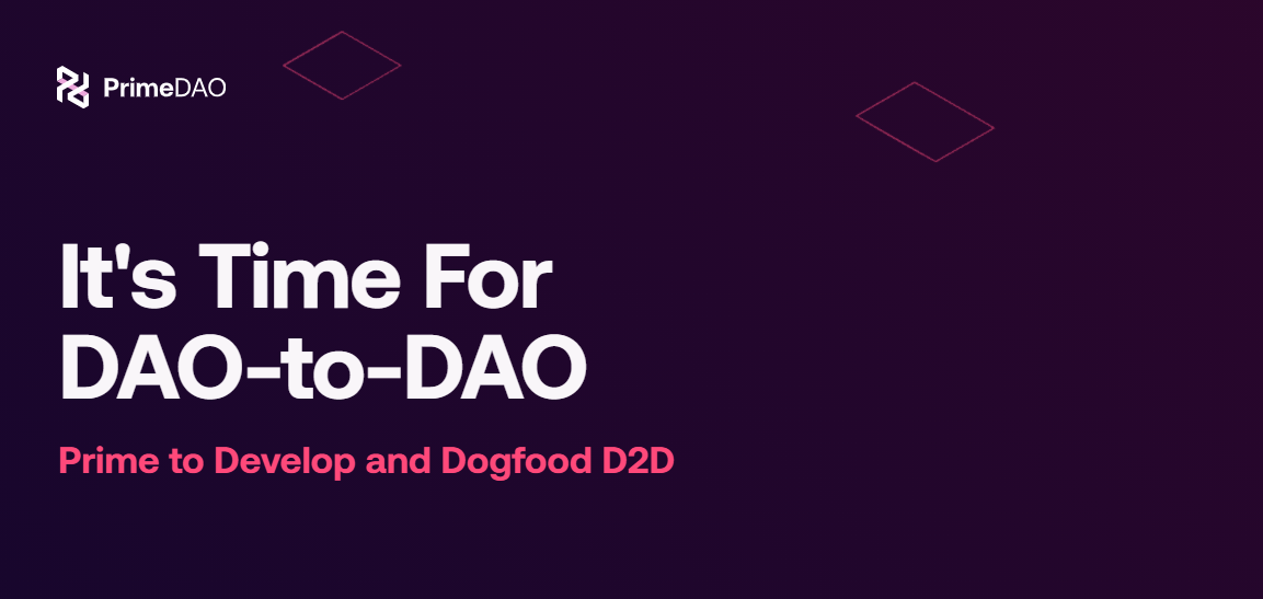 It's Time For DAO-to-DAO Coordination