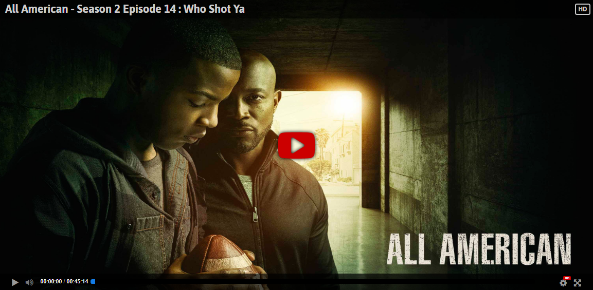 watch all american tv series online free