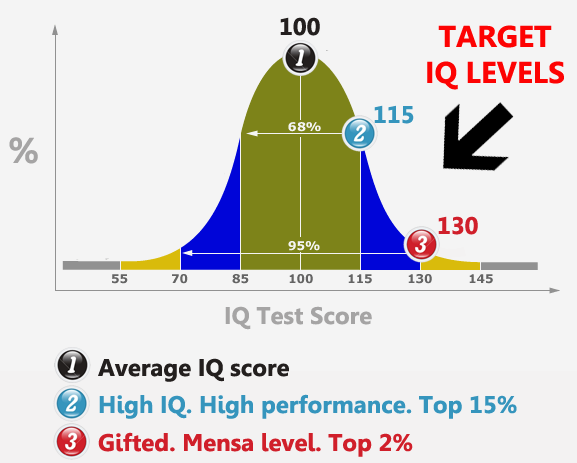 PSYCHOMETRIC IQ AUGMENTATION: IQ Tests - Jonathan Roseland