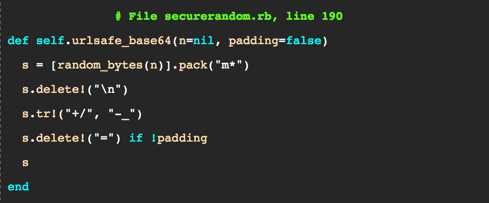 The Right Amount of Randomness: Creating Unique Identifiers