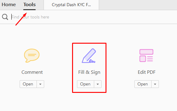 A Step-by-Step Guide to Completing the KYC at The CryptalDash Exchange