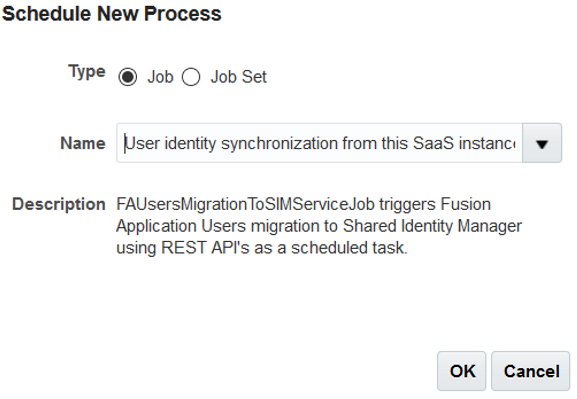 Setting up users and roles synchronization between Fusion