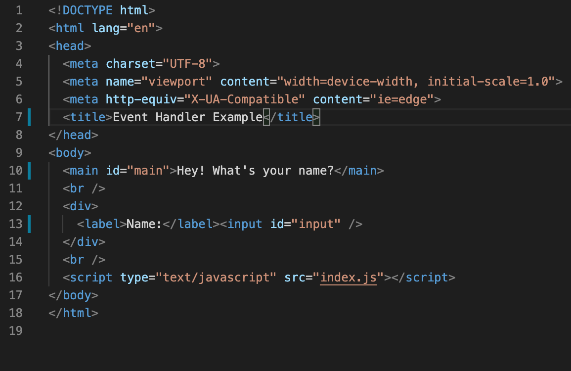 Event Handling In Javascript: A Beginner's Guide