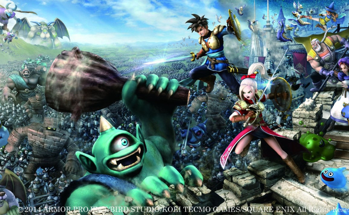 Dragon Quest Heroes Import Impressions By Ridwan Coin Battle Этот предмет несовместим с dragon quest heroes™ slime edition. dragon quest heroes import impressions