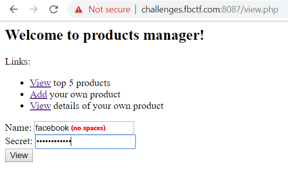Solving each and every fb-ctf challenge PART 1 - InfoSec