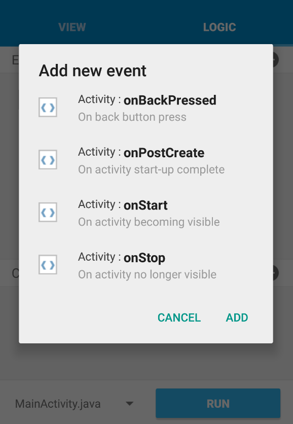 Activity Lifecycle in Android Applications - Sketchware - Medium