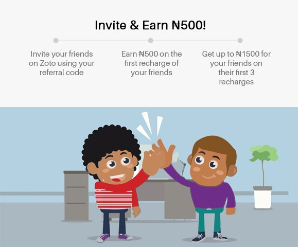 EARN ₦40,000 MORE WITH ZOTO REFERRALS! - Zoto Nigeria - Medium