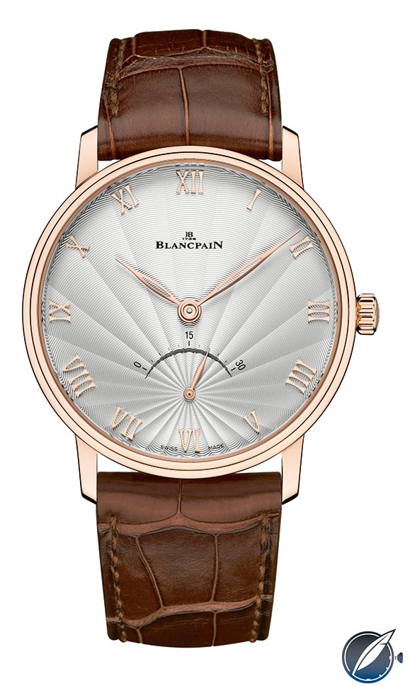 Blancpain Villeret Ultraplate Reference 6653-3642-55B