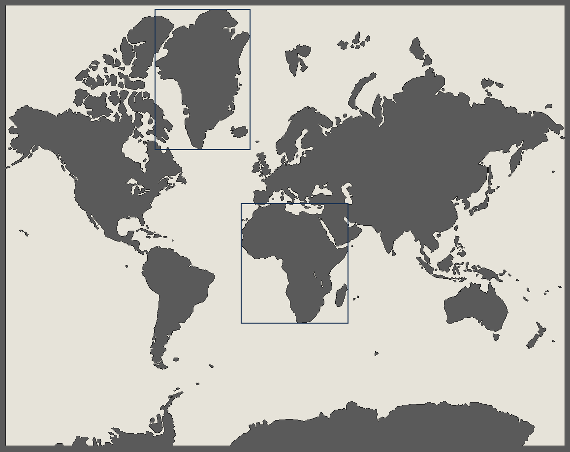 """The Mercator projection doesn't deserve all that on physical map, gnomic map, equal area map, isoline map, transverse mercator projection, latitude map, mollweide projection map, cylindrical map, proportional symbol map, waterman """"butterfly"""" world map projection, conical map, gall peters map, polar map, conic map, map projection, robinson map, peters projection map, azimuthal map, ortelius map, fuller map, dymaxion map, flow line map, gerardus mercator, conformal map, thematic map, chloropleth map,"""