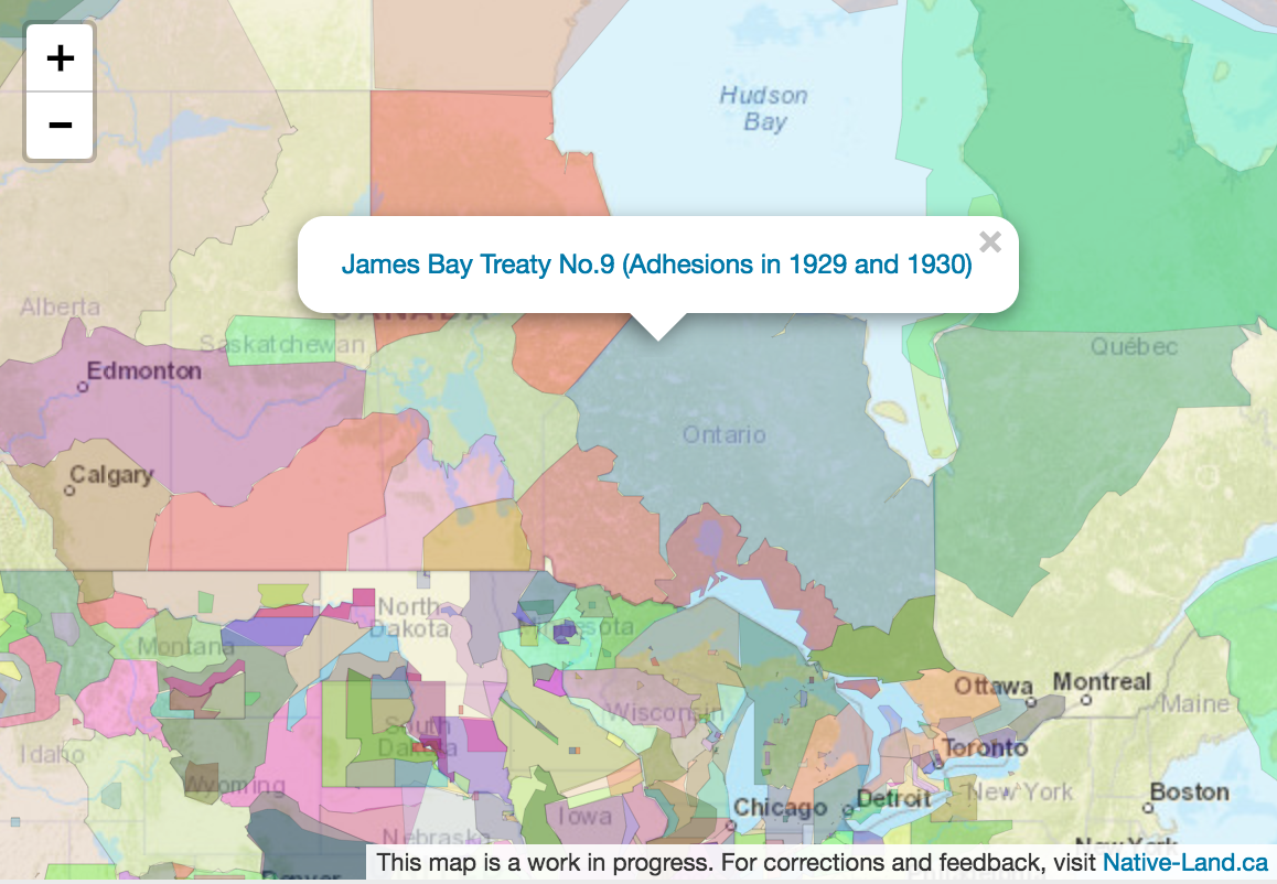 Treaties with Indigenous Peoples in Canada - 150 Days of ...