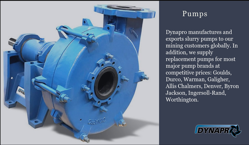Slurry Pump Parts — Dynapro - stephen beade - Medium