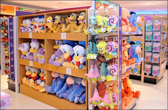 At the Toy Shop - P.S. I Love You