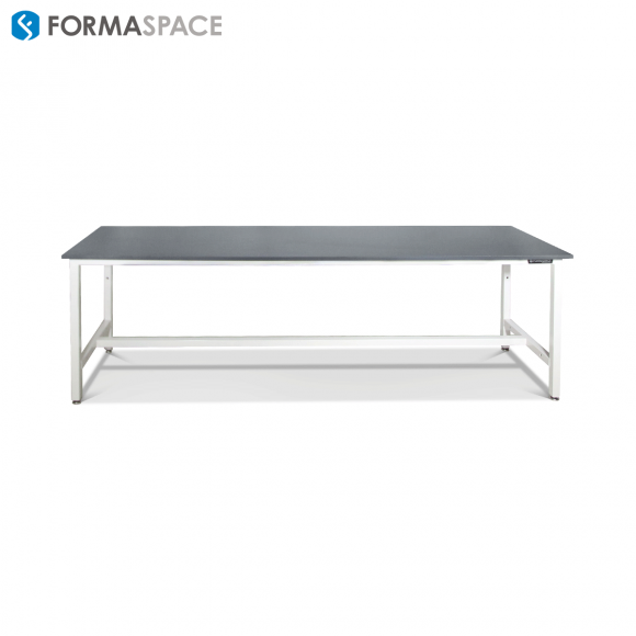 long workbench for an aerospace research agency aerospace furniture