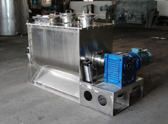 JCT livestock feed mixer is suitable for livestock feed powder?