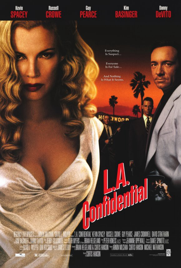 "Classic 90s Movie: ""L A  Confidential"" - Go Into The Story"