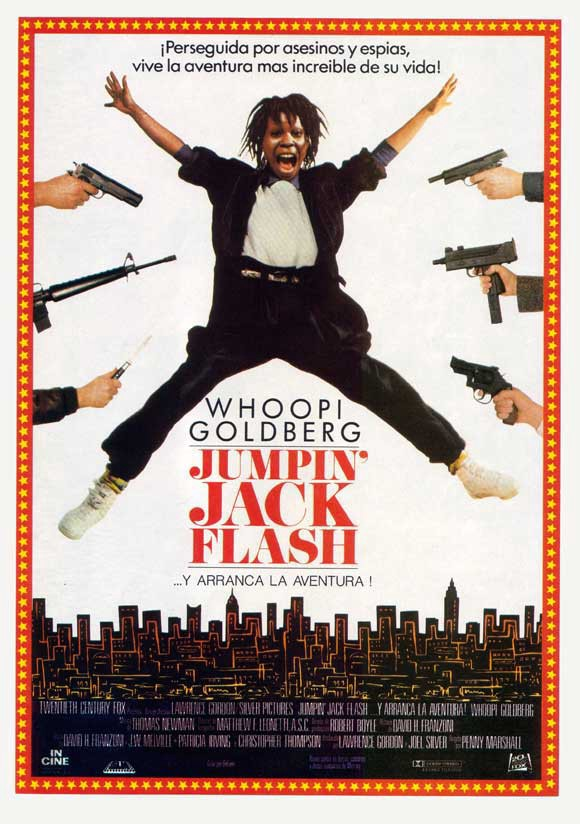 Jumpin Jack Flash Film