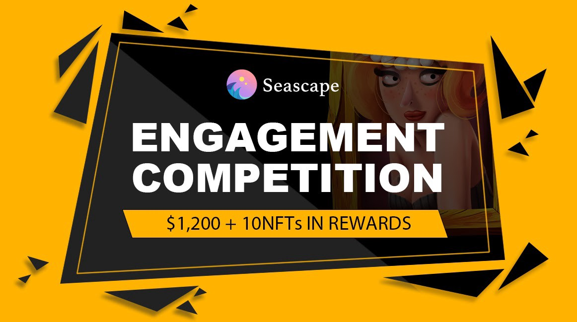 Are You Engaged with Seascape?