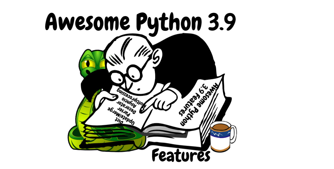 10 Awesome Python 3.9 Features