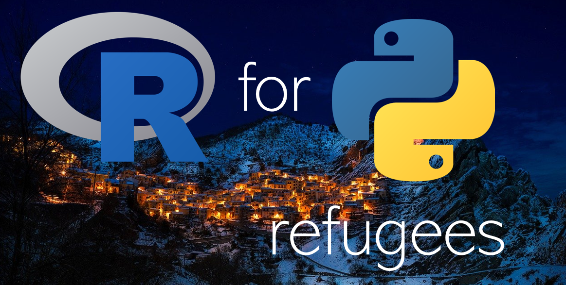 Tutorial: Plotting in R for Python Refugees