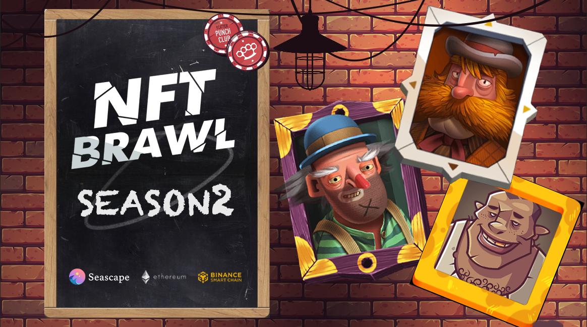 Crack your Knuckles for NFT Brawl S2!
