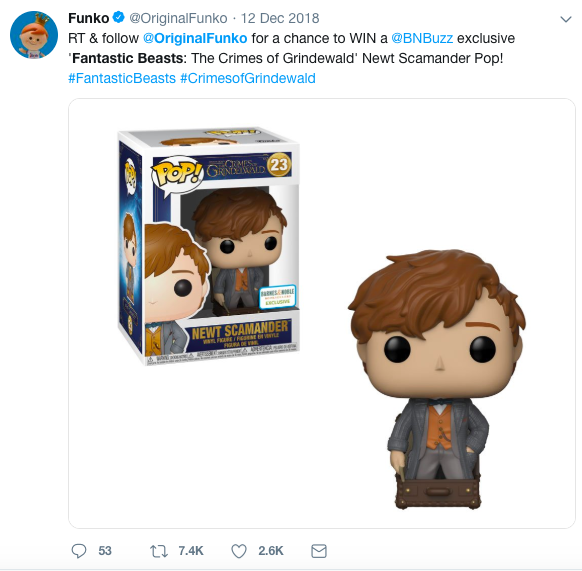 Fantastic Beasts and Where to Find Them (on Twitter)