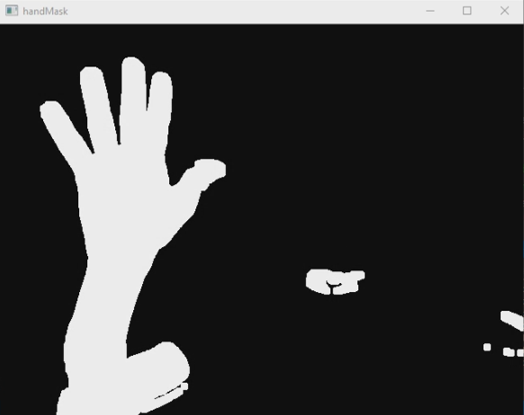 Handy, hand detection with OpenCV - Pierfrancesco Soffritti - Medium