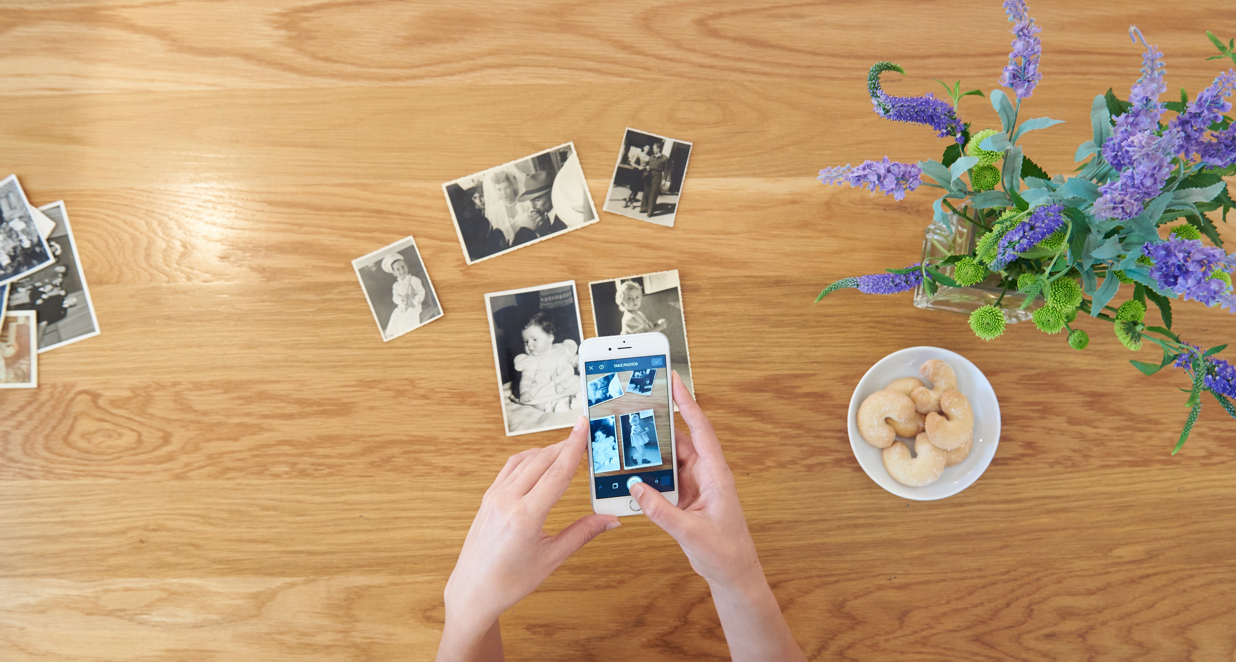 Scan All your Old Photos with Ease — Just in Time for the
