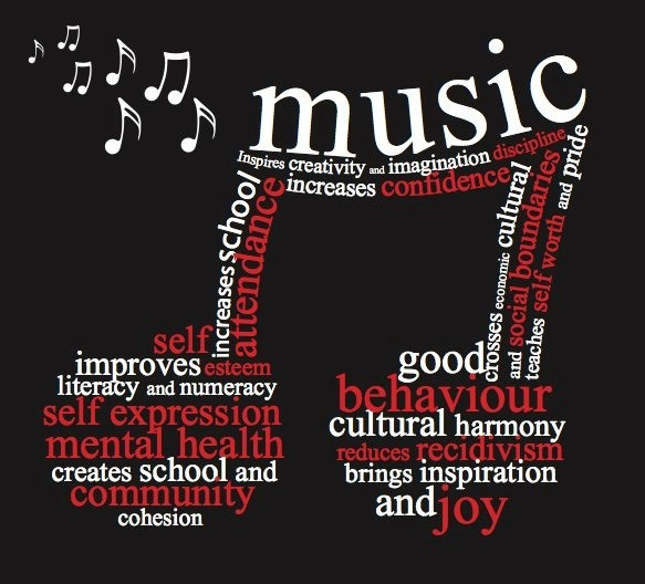 20 Important Benefits of Music In Our Schools - KOSMAS