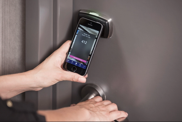Smartphone keys– killing or capitalising guest experience?