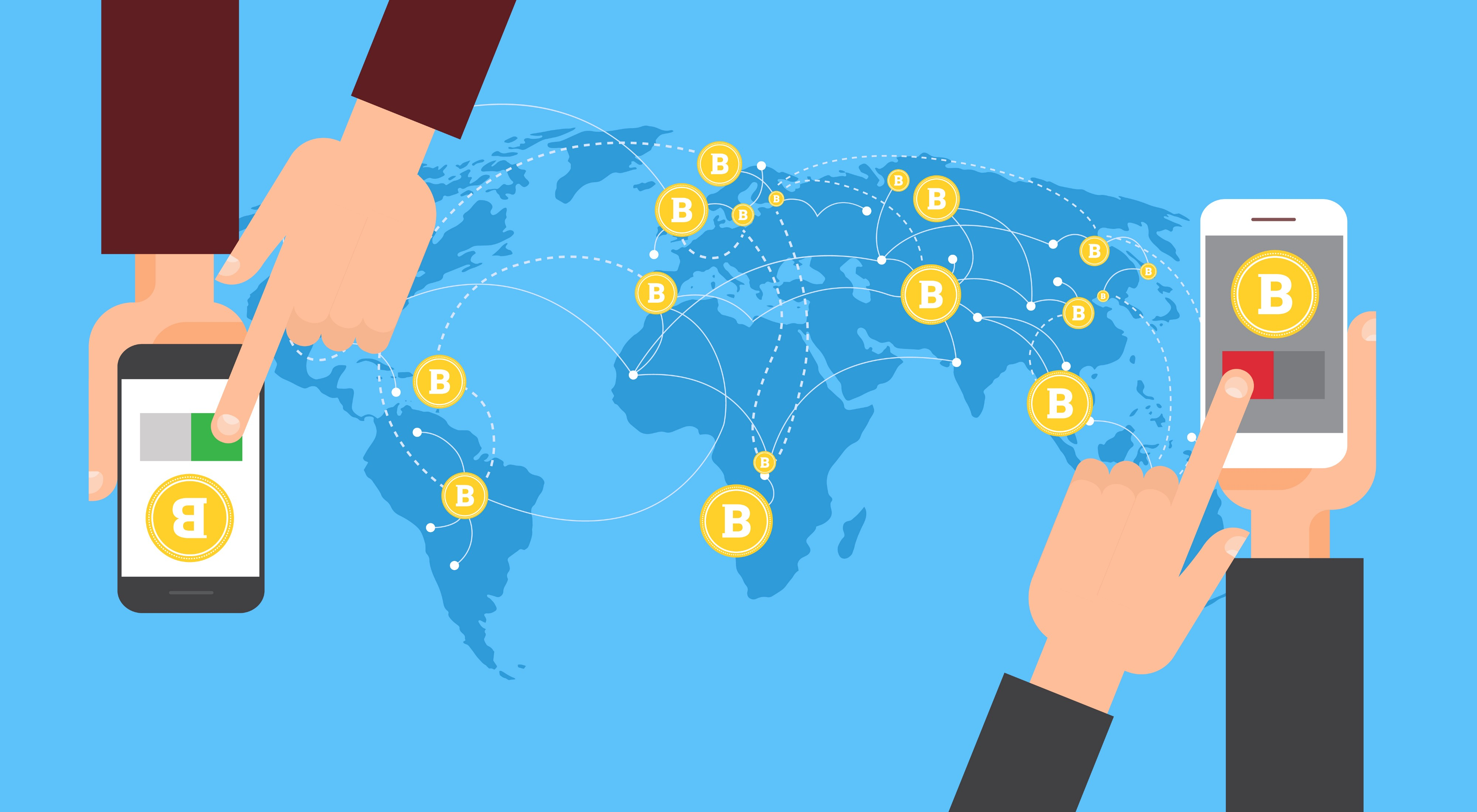 Advantages Of Money Transfer Using Cryptocurrency Data