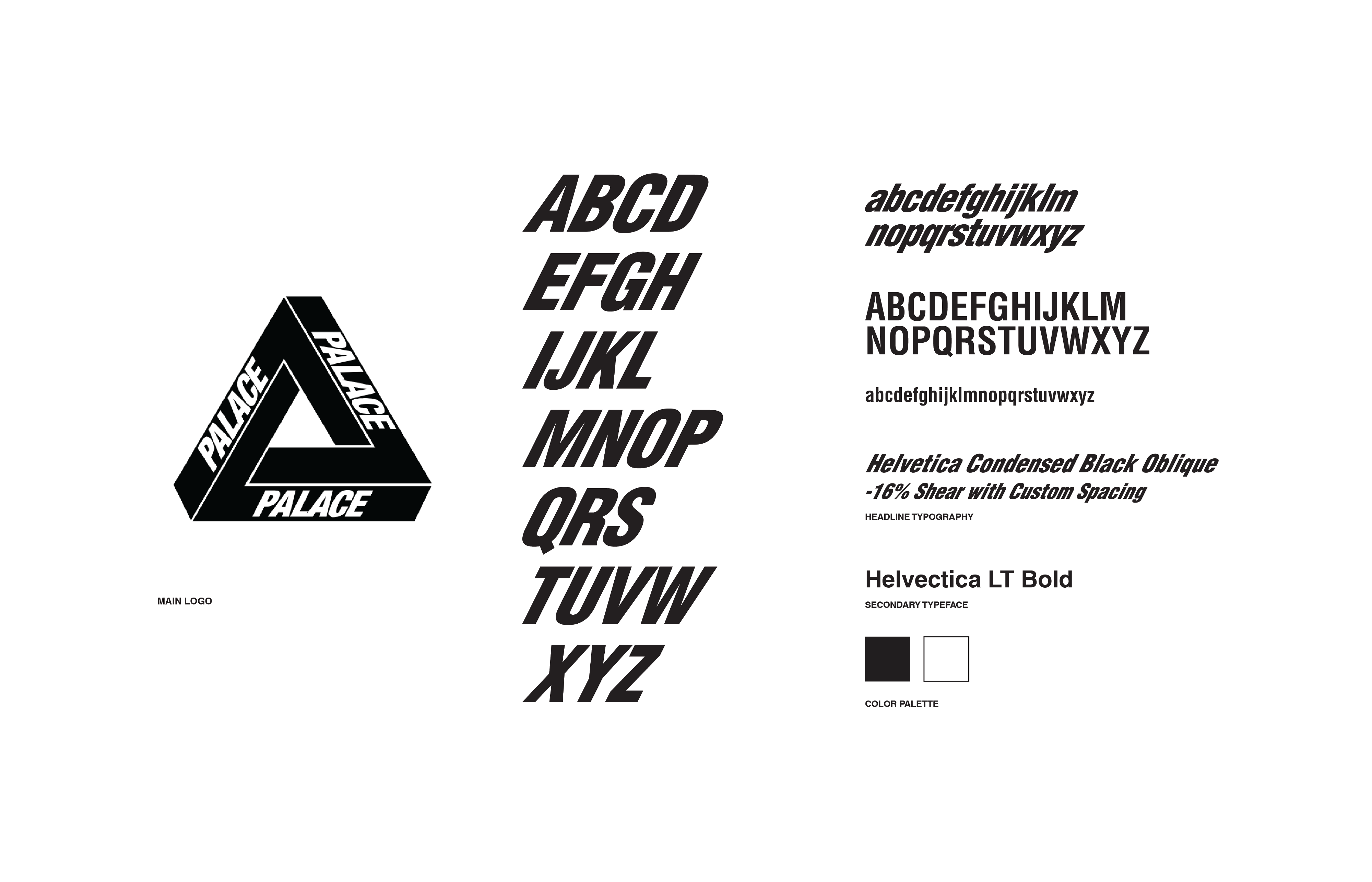 Logo Fonts In / Streetwear (Updated) - Sup? Podcast - Medium
